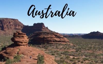 Australia - Blog posts