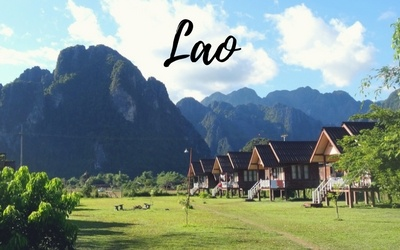 Laos Travel Blog posts