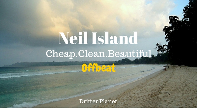 Neil Island of the Andaman and Nicobar Islands, India