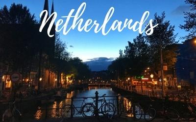Netherlands Travel Blog Posts
