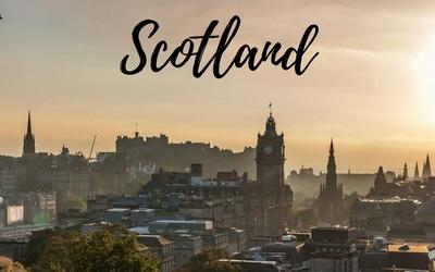 Scotland Travel Blog Posts