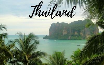 Thailand Travel Blog Posts