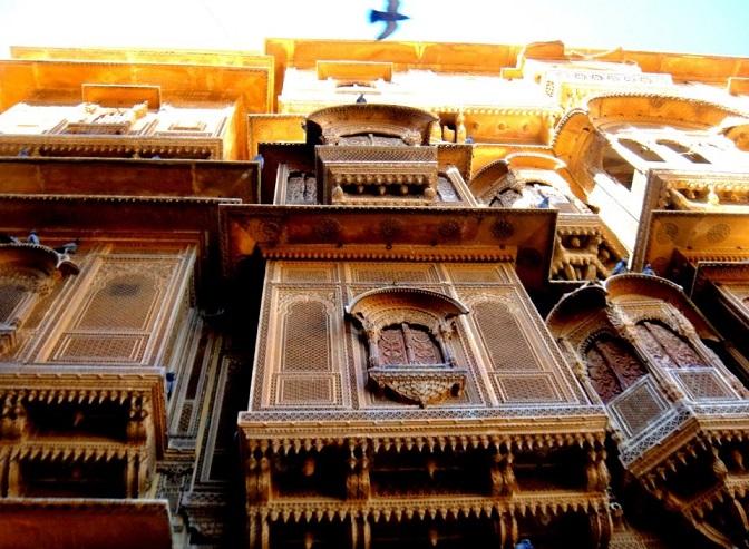 Stunning Architecture of Jaisalmer, Jaisalmer, rajasthan