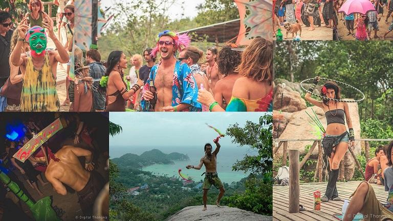 Amazing sights by Digital Thangka and Veejay Baba