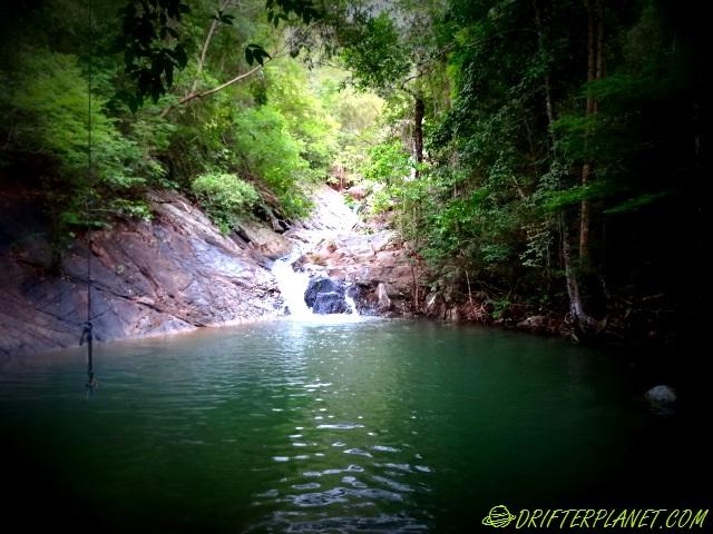 Phangan Waterfall