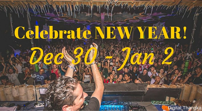 An Extended New Year Party! - by Digital Thangka