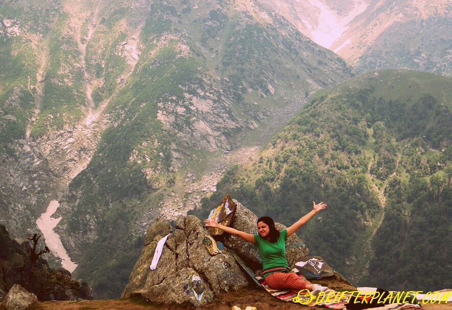 Triund in Himachal Pradesh