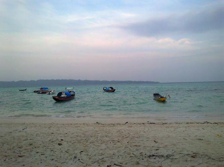 Elephant (or Elephanta) beach