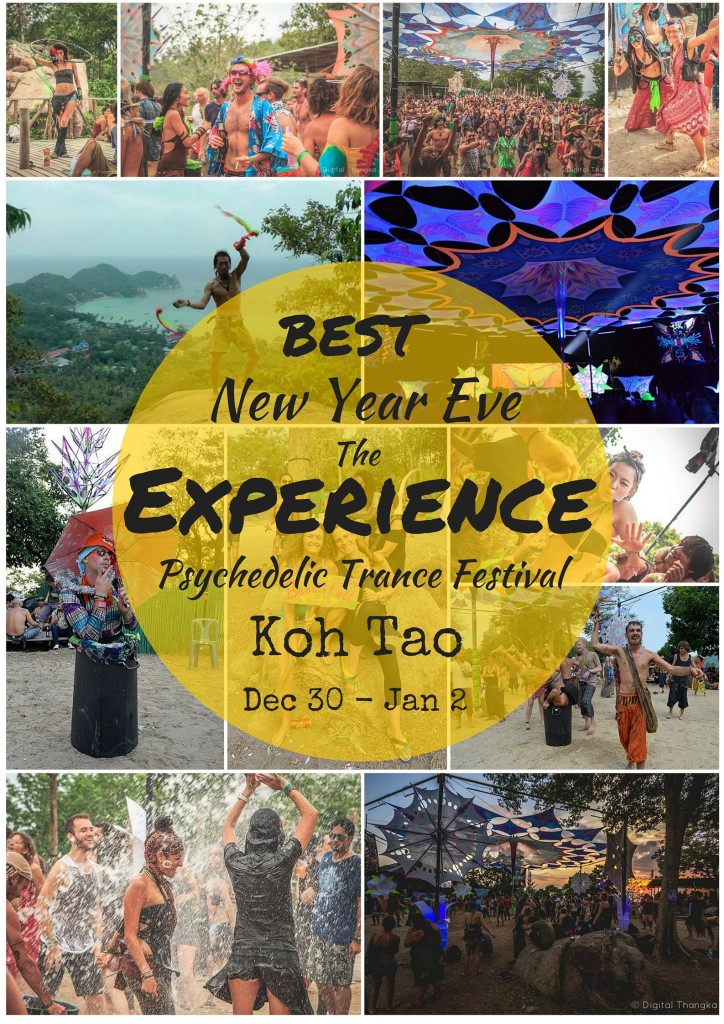 The Experience Festival of Koh Tao