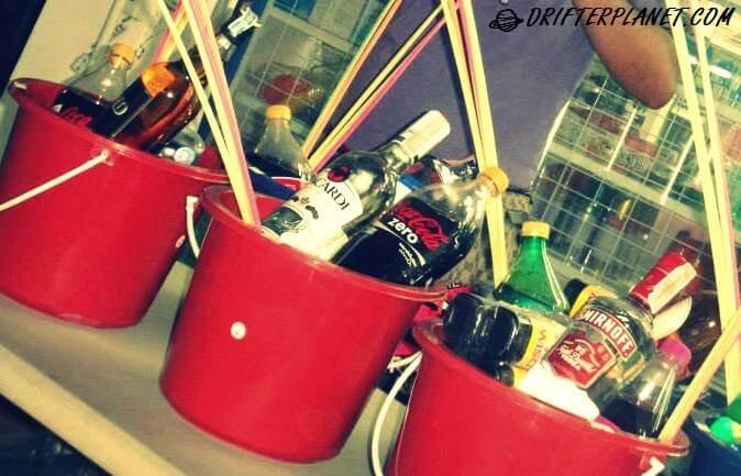 Thai Bucket