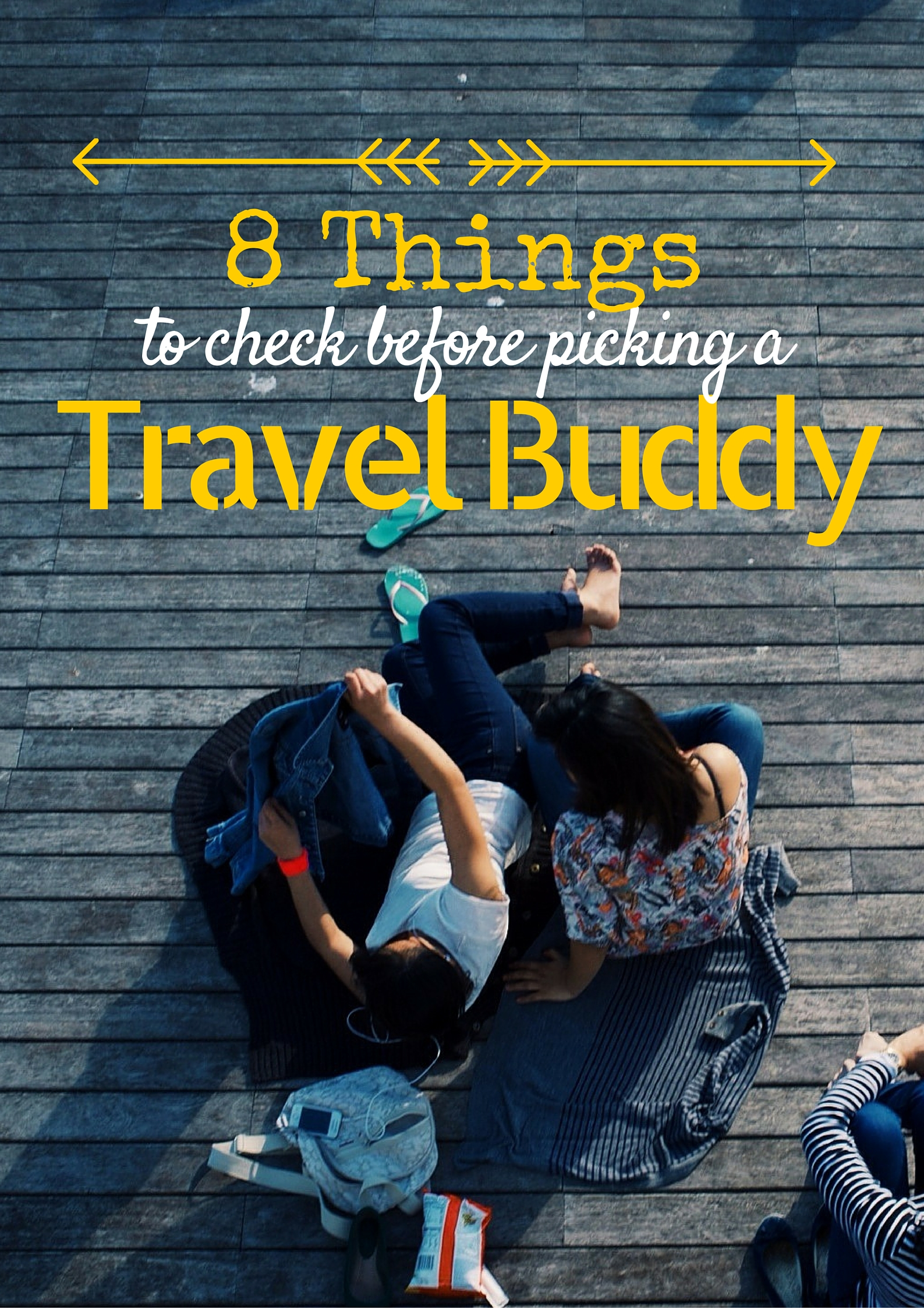 Best travel buddy sites
