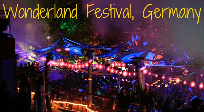 Wonderland Festival, Germany