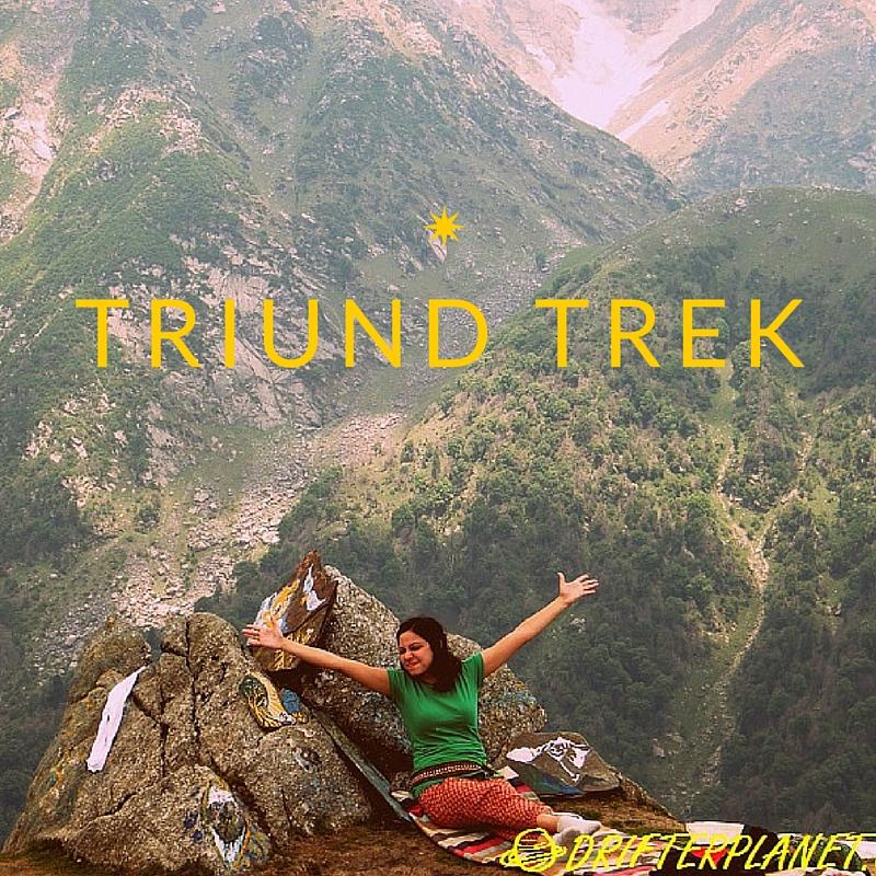 Triund Trek in the Himalayas, India