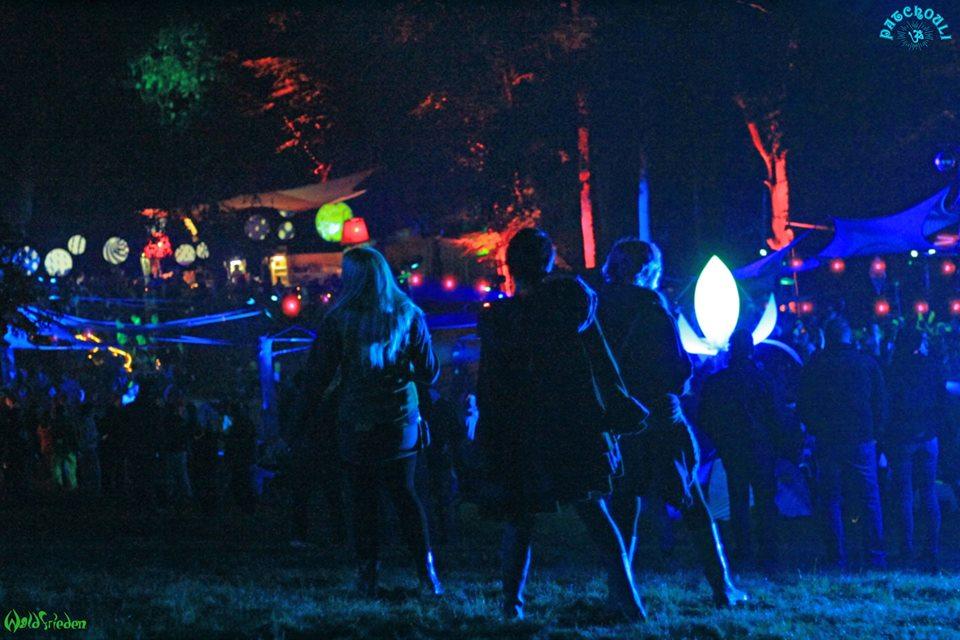 Festival Dance Area