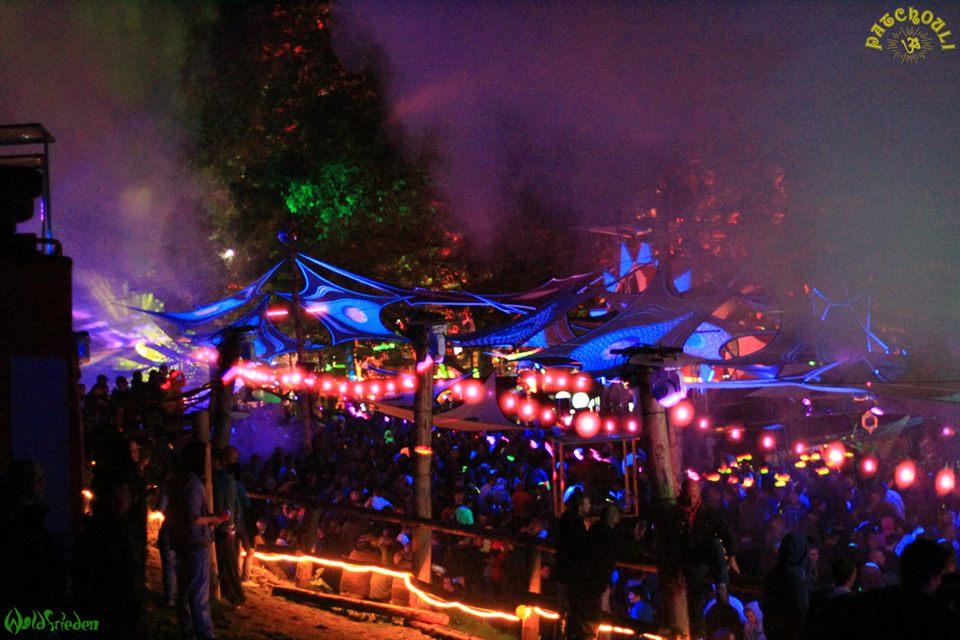 Festival Main Area