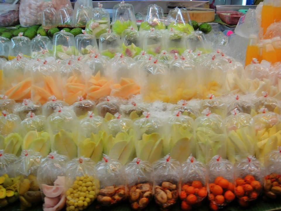 Fruit on Siam Street