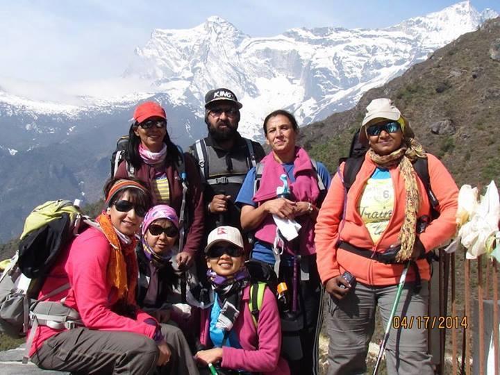 GOTG's Everest Base Camp Trek