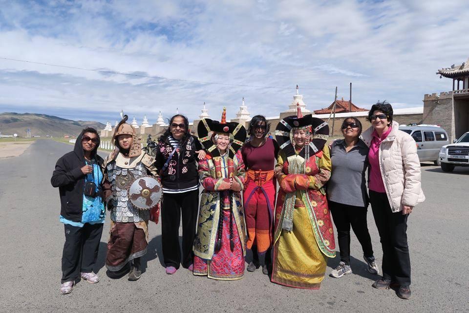Piya Bose's GOTG Club in Mongolia
