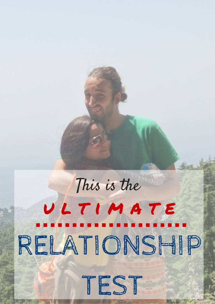 The ULTIMATE Relationship Test by Drifter Planet