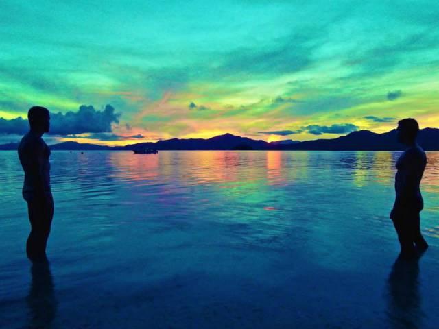 Flower Island, Philippines