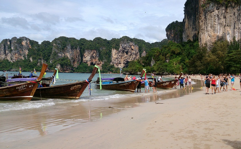Railay West in Krabi Province by Drifter Planet