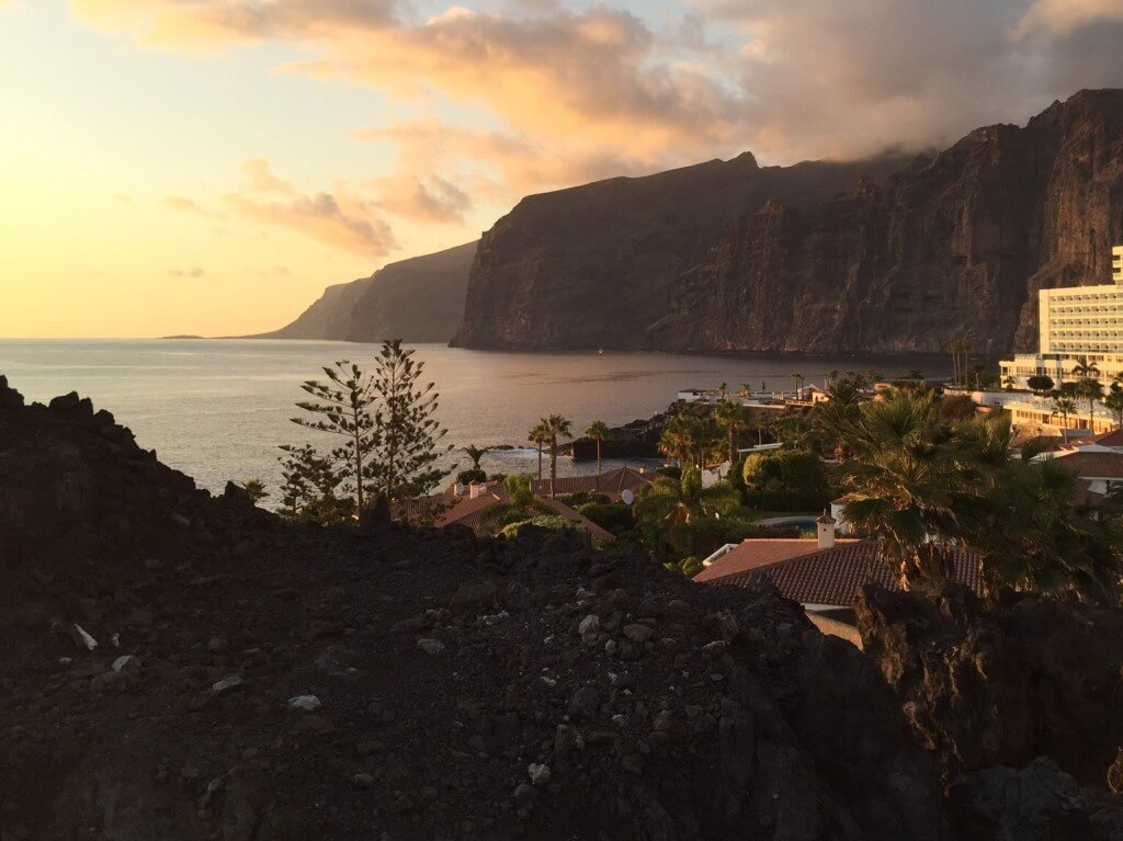 Tenerife, in the Canary Islands (Spain)