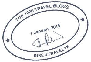 Top 1000 Travel Bloggers in the world