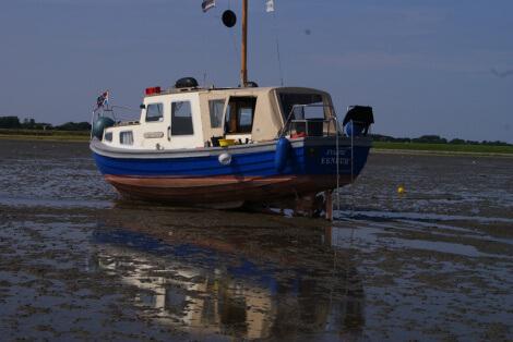 Schiermonnikoog Island, Netherlands