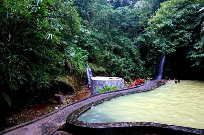 Angseri Hot Springs Bali (Indonesia)