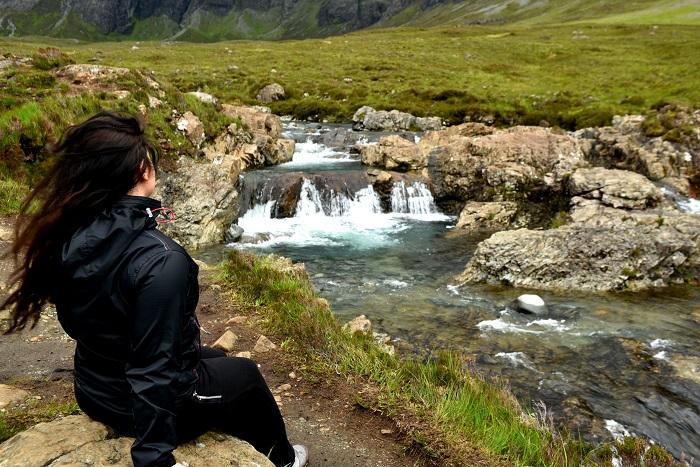 Fairy Pools, Isle of Skye (Scotland)