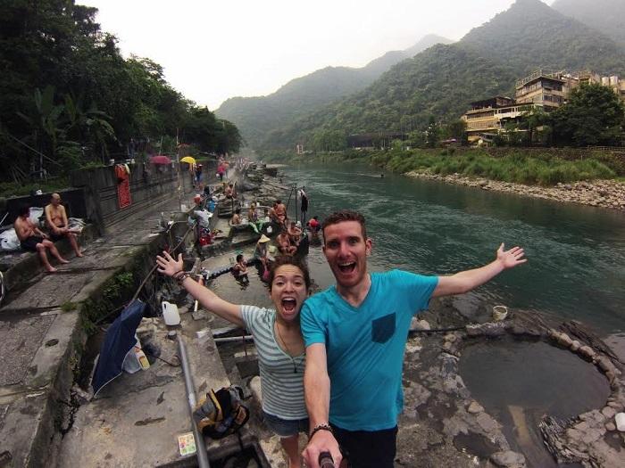 Hot Springs in Wulai (Taiwan)