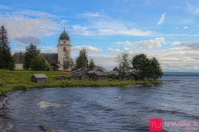 Lake Siljan (Sweden)