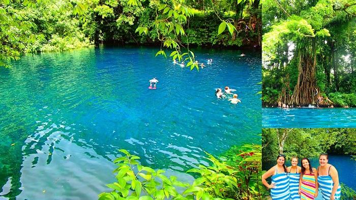 Nanda Blue Hole, Santo (Vanuatu)