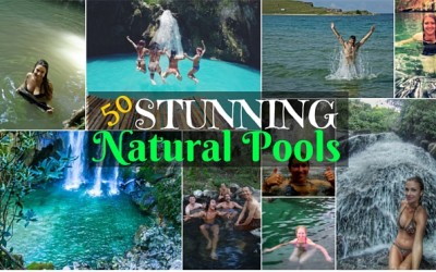 50 Natural Pools that you NEED to take a dip in