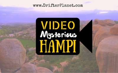 This KICKASS Video of Hampi will make you want to visit it