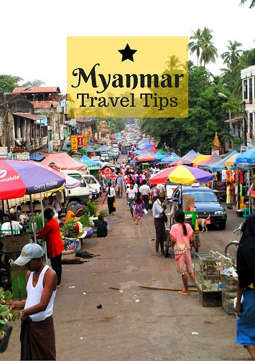Myanmar Travel Tips by DrifterPlanet.com - Everything you need to know before you visit this golden land.