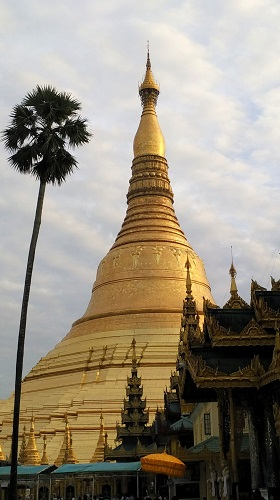 Shwedagon Pagoda - things to do in Yangon