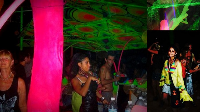 Parties in Goa in Why I love Goa by DrifterPlanet.com