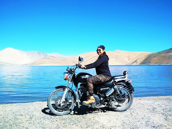 Pankti Shah - 11 Indian Girls Who Travel Solo