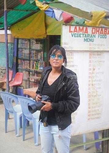 Priyanka Bhattacharya - 10 Indian Girls That Are Totally Rocking Solo Travel