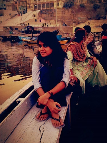 Priyanshi Singhal - 11 Indian Girls Who Travel Solo