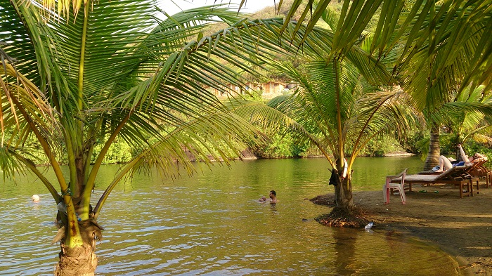 Secret Lake in Goa