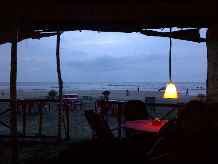 A Shack on Arambol Beach - A Guide to North Goa Beaches