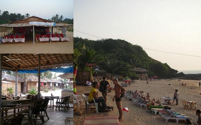 Shacks in Goa - Why I love Goa by Drifter Planet