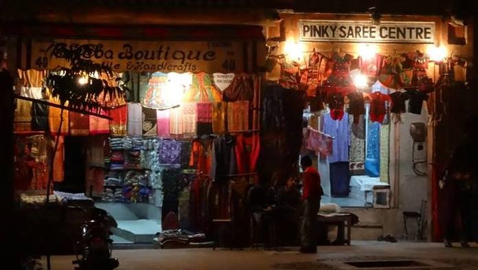 Shops in Jaipur - Why I love living in India by DrifterPlanet.com