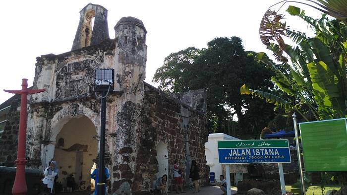 A'Famosa Fort Melaka