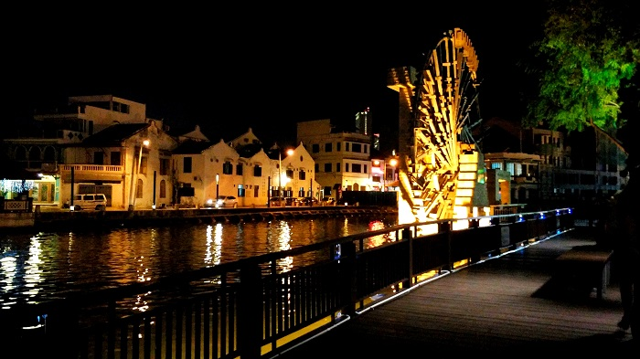 Beautiful Melecca at Night - Things to do in Melaka