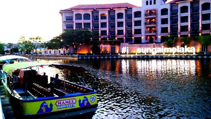 Boat Ride - River Cruise in Melaka