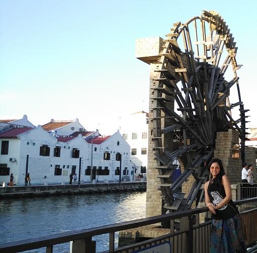 Charming Melaka of Malaysia (or Malacca)
