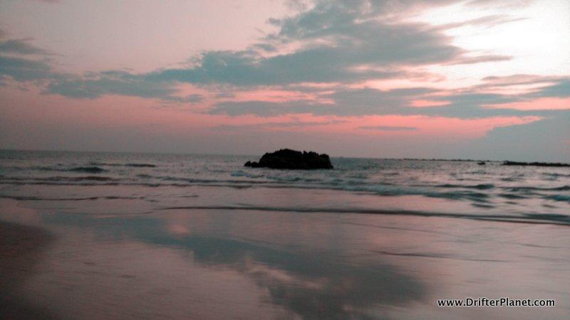 Lovers Island - Ngwe Saung Beach, Myanmar